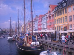 Historic Copenhagen Harbour