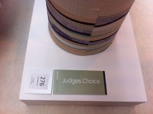 Judges Choice Award for Imbolc Betula Trio