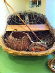 museum coracle