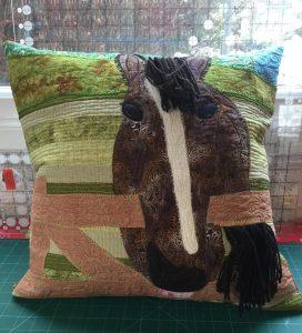 horsecushion